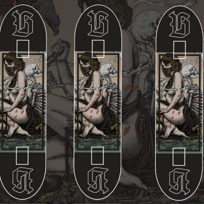 BTWD Skateboard Decks (Limited Edition!)