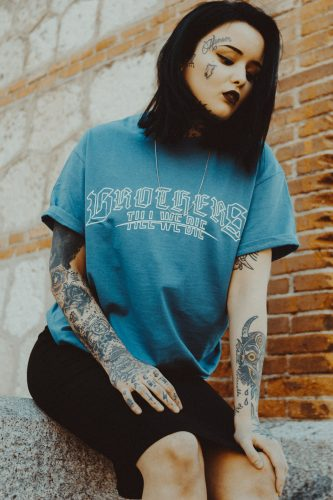 Blue Logo T-Shirt