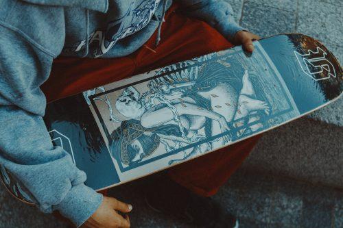 BTWD Skateboard Decks (Limited Edition!)