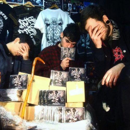 """""""TTLBDAI"""" EXCLUSIVE CURSED CD'S"""