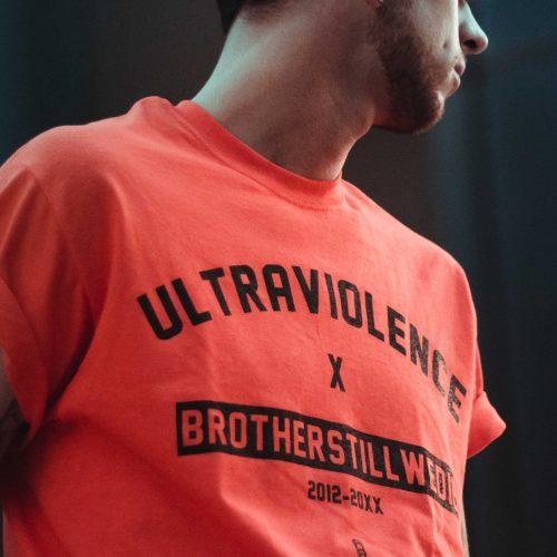 "Orange ""Ultraviolence"" T-Shirt"