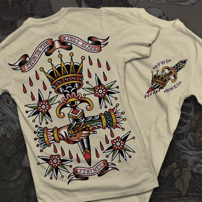 "Bone ""King's Blood"" T-Shirt"