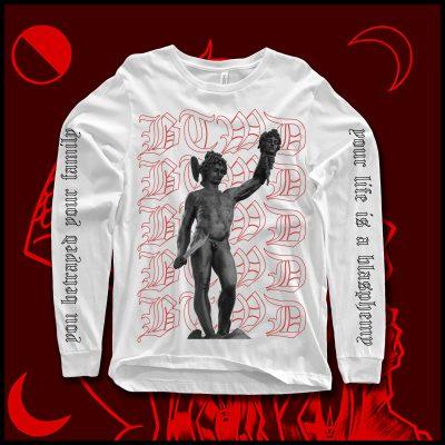 """Blasphemy"" Longsleeve T-Shirt"