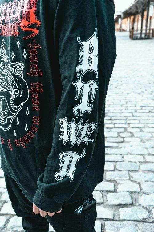 PACK 3: Gorgon Longsleeve + T.T.W.I.C.B.F.D. CD