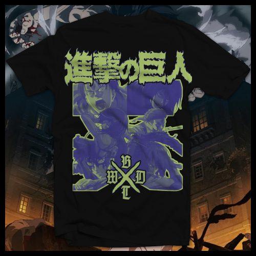"""Ackerman"" BTWD T-Shirt"
